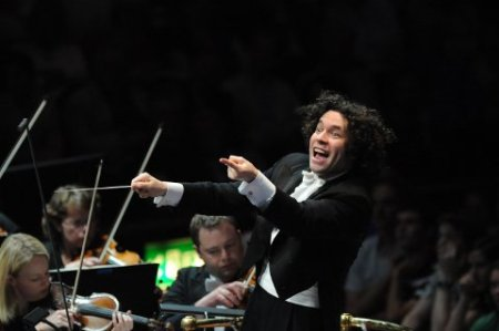 Gustavo Dudamel conducts with charisma and enthusiasm that is beyond compare.