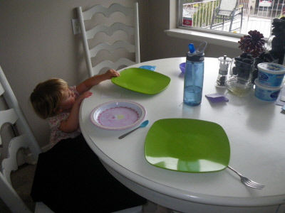 Chores are the anti-spoiler. It's impossible to be entitled if you clean toilets, sweep the floor and do dishes. Chores are good for the child and family because the family works as a team. The parents can retire as the house servants. Children feel like they belong and they gain self-esteem, skill and confidence.