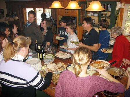 Family time is thanksgiving. Discipline, etiquette, holiday manners, children's behavior, stress, holiday stress, fun, parenting: about. parenting education, families, holiday expectations