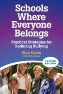 "setting limits for kids who are out of control. Discipline is about relating their behavior to children's and teen's decisions. Good parenting and positive parenting are about being kind firm and consistent. Parents can encourage accountability to children by using this book. Schools can encourage misbehaving kids who are discipline problems by reading the book ""Schools where everyone belongs"" by Stan Davis and Julia Davis. School bullies can learn to change their behavior when principals use this book. Bullying can be ended at schools by ""Schools where everyone belongs."""