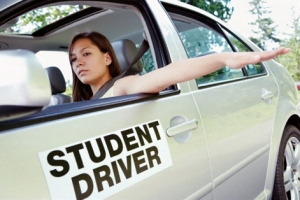 training a teen driver is about positive parenting. driver training is like potty training. The teen is in control like the toddler is in control.