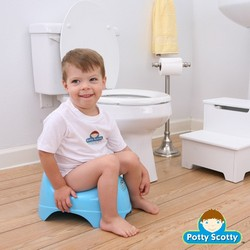 Toilet training is about establishing a positive parenting relationship between toddler and parent. Toilet training can be easy when parents let kids take the lead